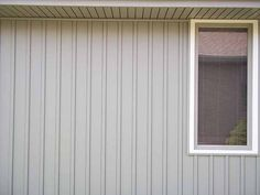 Steel Siding With A Board And Batten Look Home Exterior Metal Siding Steel Siding Steel