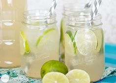 The weather where I live has been a bit screwy lately…but temperatures forecast for the weekend are supposed to approach triple digits! In anticipation of that I was quite intrigued when I saw a recipe for Ginger Limeade in a magazine. Since I am a fan of ginger, both for its' taste and its' medicinal properties, I decided I needed to …