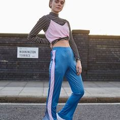 Trousers coming onsite soon