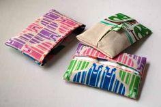 Jennifer's Fabric Focus ~ Pocket Tissue Pack | Sew Mama Sew |