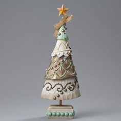 Rivers End Christmas Tree with Star Figurine ** See this great product.