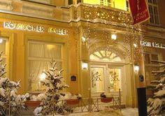 romantic hotel experience ... Vienna in Winter: BEST WESTERN PREMIER Schlosshotel Römischer Kaiser ****