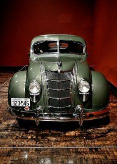 "doyoulikevintage: "" 1935 Chrysler imperial "" Chrysler Airflow, Chrysler Cars, Flying Vehicles, Chrysler Imperial, Pedal Cars, Unique Cars, Vintage Trucks, Big Trucks, Exotic Cars"