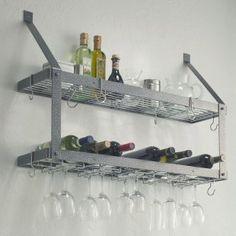 pantry wine storage or for loft look