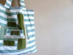 Cute, homemade bag from Sweet and Dirty on Etsy :)