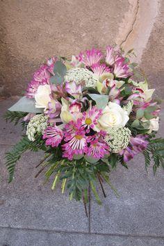 bouquet amb cymbidium