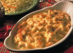 Potato and Turkey Casserole Dauphine recipe | All You Need is Cheese
