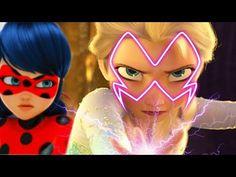 elsa vs ladybug primera pelea - YouTube Disney Princess Toys, Miraculous Ladybug Anime, Elsa Anna, Youtube, Abstract Canvas, Painting, Videos, Board, World