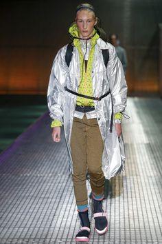 Prada Spring 2017 Menswear Fashion Show