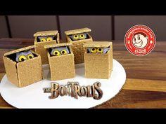 Cupcakes - (The Boxtrolls) - El Guzii - YouTube