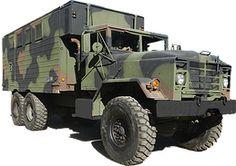 Plan B Supply 6x6 Disaster Trucks and Emergency Gear