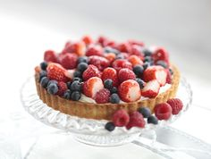Aimee Sweet cakesベリータルト