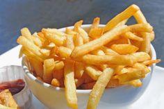Receita de Batata Frita Sequinha , Delicioso e fácil de fazer! Aprenda a Receita!