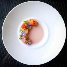 Citrus Cured Hamachi – The Art of Plating Chef Karlo Evaristo
