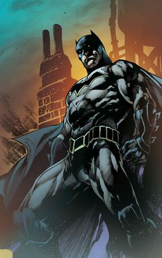 Batman by Ivan Reis
