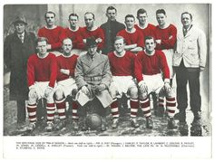 Liverpool 1946 teamgroup from raidersofthelostattic facebook page shop