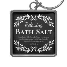 Black Vintage Relaxing DIY Bath Salt Labels | Zazzle.com Black Chalkboard, Diy Chalkboard, Diy Bath Salt Labels, Homemade Scrub, Relaxing Bath, Vintage Labels, Bath Salts, Different Shapes, Custom Stickers