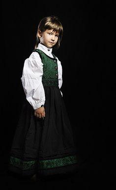 Norwegian National Costume