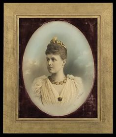 Grand Duchess Alexandra Georgievna