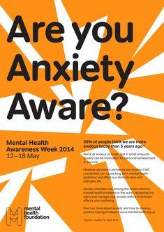 Bilderesultat for mental health campaign posters