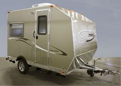 Small Travel Trailers Ultralight Icamp Elite Small