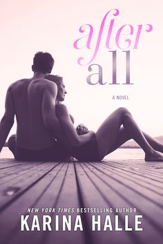 After All by Karina Halle – out July 3, 2017 (click to purchase)