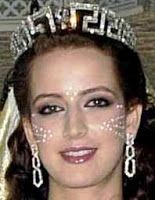 Tiara Mania: Meander Tiara worn by Princess Lalla Salma of Morocco