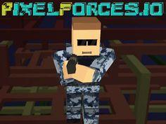 العاب قوات البكسل : القوات بكسل هو 3D تحدي الرماية لعبة على الانترنت. يمكنك الاختيار من بين خمسة أوضاع وخرائط متعددة اللاعبين وتخصيص شخصيتك. يتم تنظيم البيئة مثل المتاهة العمودية مع الترامبولين. يمكنك إنشاء غرفة للعب ، أو الدخول في غرفة تم إنشاؤها بالفعل. الميزات: •