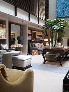 Otel lobisi dekorasyonları, otel lobisi mobilyaları