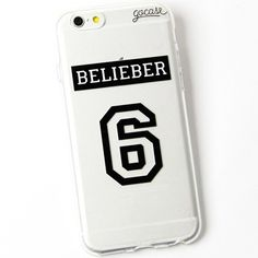 Capinha para celular Belieber ($15) ❤ liked on Polyvore featuring accessories