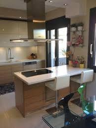 Resultado de imagem para κουζινες μοντερνες Kitchen Interior, Table, Furniture, Home Decor, Kitchen, Decoration Home, Room Decor, Tables, Home Furnishings