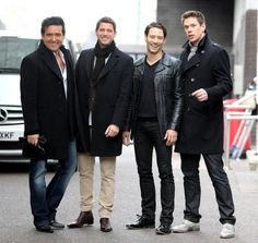 Il Divo - Love them. Amazing voices :)