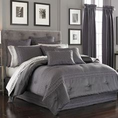 J Queen New York Bohemia California King Comforter Set by J Queen New York Bedding: The Home Decorating Company