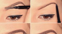 If you are having naturally perfect pair of eyebrows then the thick eyebrows are not needed at all. You can use pencil and powder to bridge the gap if your brow has over tweezed and no growth.
