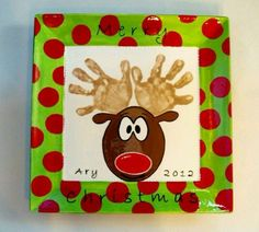 53 ideas diy christmas cards handprint hand prints – All For Christmas Preschool Christmas, Christmas Crafts For Kids, Christmas Activities, Baby Crafts, Holiday Crafts, Holiday Fun, Handprint Christmas Art, Reindeer Handprint, Handprint Art