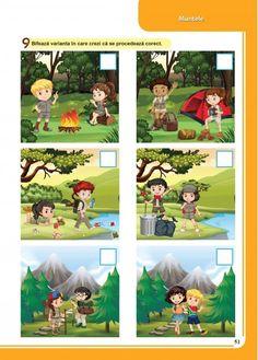 Caiet pentru vacanta - Clasa Pregatitoare Classroom, Education, Comics, Children, Fictional Characters, Class Room, Young Children, Boys, Kids
