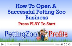 Very good site about starting a petting zoo.