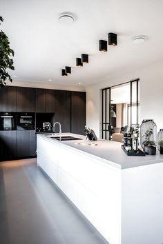 Natural Home Decor .Natural Home Decor Rustic Kitchen Design, Home Decor Kitchen, Kitchen Interior, Home Kitchens, Interior Plants, Kitchen Layout, Diy Kitchen, Cute Home Decor, Home Decor Styles