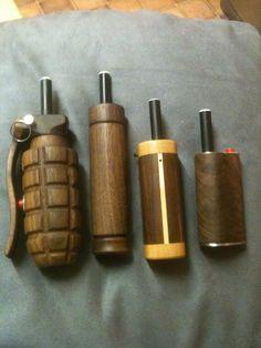 Wood Tube Mod