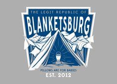 The Legit Republic of Blanketsburg