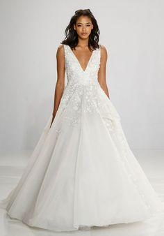 Tony Ward for Kleinfeld Greta Wedding Dress - The Knot