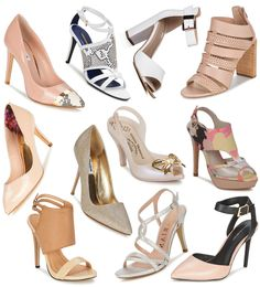 abbzzw | personal style and lifestyle blog: craving: wedding guest shoes