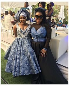Shweshwe Dresses, African Maxi Dresses, Latest African Fashion Dresses, African Dresses For Women, Seshoeshoe Dresses, Party Dresses, Sesotho Traditional Dresses, South African Traditional Dresses, Traditional Wedding Attire