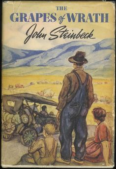 I love everything John Steinbeck did.