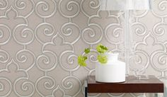 Silk Wallcoverings by James Hare #SalonsInterija #Designer Fabrics & Wallcoverings, Upholstary Fabrics