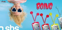 La nuova coloratissima e divertentissima Boing, la cover SBS con le antenne! Acquistala nel nostro store:  http://www.sbsmobile.it/search.htm?str_src=boing  The new colorful and funny Boing, the SBS cover with antennas! Purchase it in our store:  http://www.sbsmobile.com/search.htm?str_src=boing