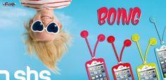 La nuova coloratissima e divertentissima Boing, la cover SBS con le antenne! Acquistala nel nostro store:  http://www.sbsmobile.it/search.htm?str_src=boing  The new colorful and funny Boing, the SBS cover with antennas! Purchase it in our store:  http://www.sbsmobile.com/search.htm?str_src=boing