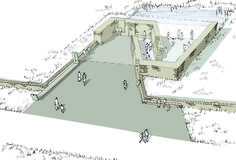 Window on wild Lindisfarn ( Holy Island, United Kingdom )- Icosis Architects