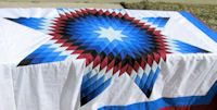 Diane's Native American Star Quilts: Photo Gallery of Star Quilts
