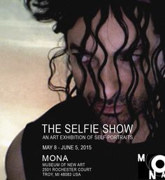 THE SELFIE SHOW - An Art Exhibition of Self-Portraits